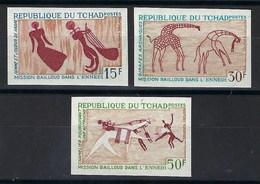 République Du Tchad, Non Dentelé, N° 146 Et 148 ** TB - Tchad (1960-...)