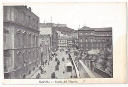 Napoli Strada Del Gigante #Cartolina #Paesaggi - Napoli (Naples)