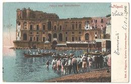 Napoli Palazzo Donn'Anna A Posillipo #Cartolina #Paesaggi VG1903 - Napoli (Naples)