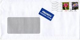 Auslands - Brief Von Briefzentrum 04 Mit 150 Cent Blumen 2018 - BRD