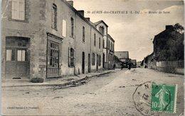 44 - SAINT AUBIN Des CHATEAUX - Route De Sion - Altri Comuni