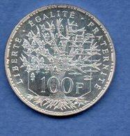Panthéon - 100 Francs 1989  - état SPL - France