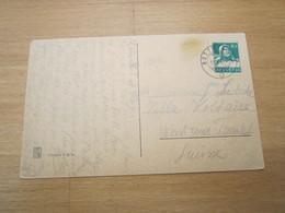 Carte Cachet   18_13 - Lettres & Documents
