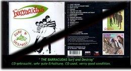 """THE BARRACUDAS"" SURF AND DESTROY - Hard Rock & Metal"