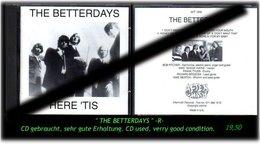 """THE BETTERDAYS"" HERE TIS -R- - Hard Rock & Metal"