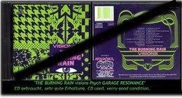 """""""THE BURNING RAIN"""" VISIONES -1990-  -RRR- - Hard Rock & Metal"""