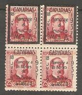 Santa Cruz De Tenerife - Nationalistische Ausgaben
