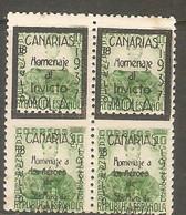Santa Cruz De Tenerife - Nationalist Issues