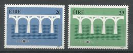 Europa - YT 541 Et 542 Neufs** - 1949-... Republic Of Ireland