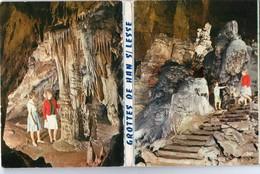 Han Sur Lesse 10 Photos Dépliants  Les Grottes De EDIT THILL  Bruxelles SERIE 1    9cmX7,50cm - België