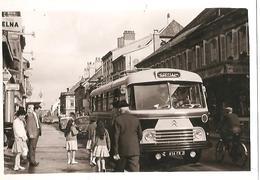 Dijon - Bus - Rue Animee - Lieux