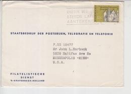 Nederlands Cover  (A-216) - Period 1949-1980 (Juliana)