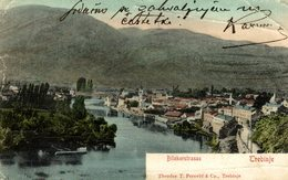 BILEKERSTRASSE TREBINJE. BOSNIA Y HERZEGOVINA BOSNIEN UND  HERZEGOWINA - Bosnie-Herzegovine
