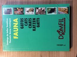 Catalogue Domfil Thème Chats Cats Gatos - Topics
