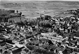 Aillant Sur Tholon * Vue Aérienne Du Centre De La Ville - Aillant Sur Tholon