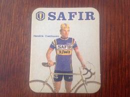 Biére Safir Saint-Louis : Hendrick Caethoven. - Sous-bocks