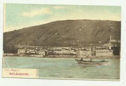 BELGIRATE - VIAGGIATA 1908 FP - Novara