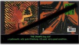 """THE CRAMPS"" STAY SICK -1990- - Hard Rock & Metal"