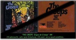 """THE CREEPS"" ENYOZ DE CREEPS -RR- - Hard Rock & Metal"