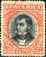 Ref. 370835 * USED *  - COSTA RICA . 1901. BASIC SET. SERIE BASICA - Costa Rica
