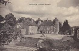 LOT - 46 - GOURDON - Château Des Puits. - Gourdon