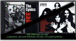 """THE CYNICS"" GET OUR WAY - Hard Rock & Metal"