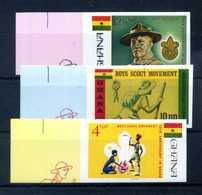 1967 GHANA SET MNH ** - Ghana (1957-...)