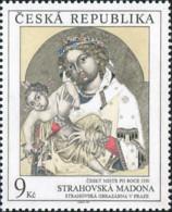 Ref. 156905 * NEW *  - CZECH REPUBLIC . 1993. WORKS OF ART ON STAMPS. OBRAS DE ARTE EN LOS SELLOS - Czech Republic