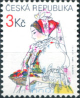 Ref. 156951 * NEW *  - CZECH REPUBLIC . 1996. EASTER. PASCUA - República Checa