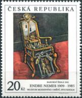 Ref. 156959 * NEW *  - CZECH REPUBLIC . 1996. PAINTING. PINTURA - Czech Republic