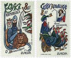 Ref. 63053 * NEW *  - CZECH REPUBLIC . 1997. EUROPA CEPT. TALES AND LEGENDS. EUROPA CEPT. CUENTOS Y LEYENDAS - República Checa