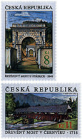 Ref. 51331 * NEW *  - CZECH REPUBLIC . 1999. BELLEZAS DE NUESTRO PAIS - República Checa
