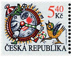 Ref. 52879 * NEW *  - CZECH REPUBLIC . 2000. ILUSTRACION PARA CUENTOS INFANTILES DE A. KHUNOVA - Czech Republic