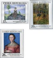 Ref. 136989 * NEW *  - CZECH REPUBLIC . 2003. META BY TINGUELY. ART DECO - Czech Republic