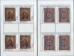 Ref. 136552 * NEW *  - CZECH REPUBLIC . 2003. TAPESTRY. TAPICES - Czech Republic