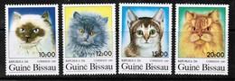 GUINEA-BISAU  Scott # 647-54** VF MINT NH INCLUDING SOUVENIR SHEET  LG-853 - Guinea-Bissau