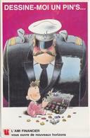 ERNST DESSINE MOI UN PIN S SAINT JUST LE MARTEL 1991 - Comics
