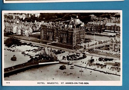 HOTEL MAJESTIC, ST ANNES ON THE SEA - Otros