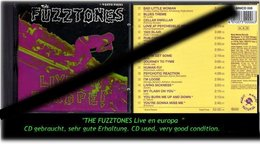"""THE FUZZTONES"" LIVE EN EUROPA - Hard Rock & Metal"