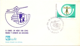 BUENOS AIRES  ARGENTINA ORGANIZATION AGAINST DEPENDENCE (NOV180069) - FDC