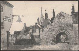 St Ann's Gate, Salisbury, Wiltshire, 1911 - Valentine's Postcard - Salisbury