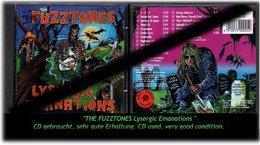 """THE FUZZTONES"" LYSERGIC EMANATIONS -RRR- - Hard Rock & Metal"