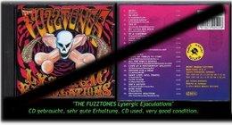 """THE FUZZTONES"" LYSERGIC EJACULATION -1994- -R- - Hard Rock & Metal"