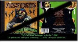 """THE FUZZTONES"" MONSTER A GO GO -RRR- - Hard Rock & Metal"