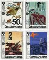 Ref. 58120 * NEW *  - CZECHOSLOVAKIA . 1987. 11th BIENNIAL OF CHILDREN BOOKS IN PRAGUE. 11 BIENAL DE LIBROS INFANTILES E - Czechoslovakia