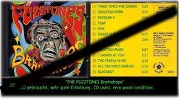 """""""THE FUZZTONES"""" BRAINDROPS-1991- - Hard Rock & Metal"""