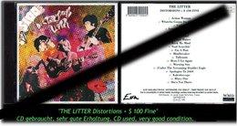 """""""THE LITTER"""" $ 100 FINE -1990- - Hard Rock & Metal"""