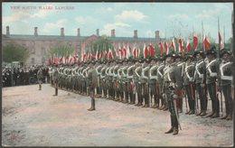 New South Wales Lancers, C.1905 - Ettlinger Postcard - Regiments