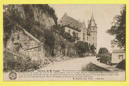 * Rochefort (Namur - La Wallonie) * (E. Desaix, Nr 5) Chateau De M. Cousin, Kasteel, Castle, Rare, Old, Schloss - Rochefort
