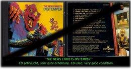 """THE NEWS CHRISTS DISTEMPER""  -1989- -R- - Hard Rock & Metal"